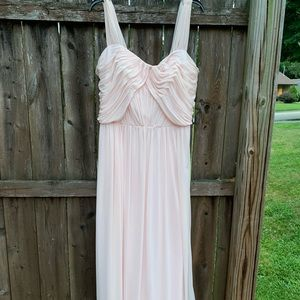 Alfred Sung Bridesmaid Dress Style D718
